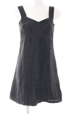 de.corp by Esprit Minikleid schwarz schlichter Stil