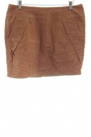 de.corp by Esprit Miniskirt bronze-colored casual look