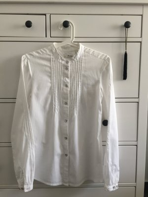 de.corp by Esprit Long Sleeve Shirt white
