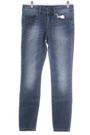 de.corp by Esprit Skinny Jeans blau Casual-Look