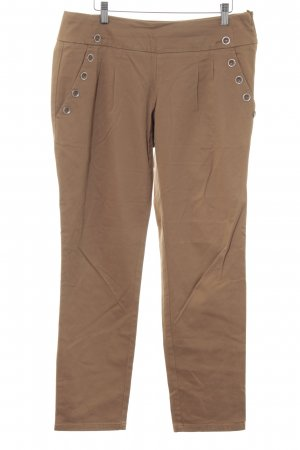 de.corp by Esprit Stoffhose camel Business-Look