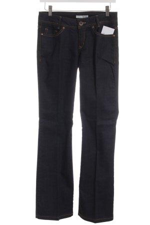 de.corp by Esprit Straight-Leg Jeans blau Casual-Look