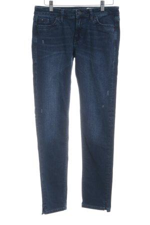de.corp by Esprit Straight-Leg Jeans dunkelblau Casual-Look