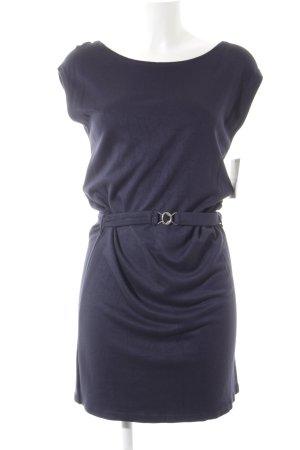 de.corp by Esprit Stretchkleid dunkelblau schlichter Stil