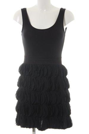 de.corp by Esprit Stretchkleid schwarz Elegant