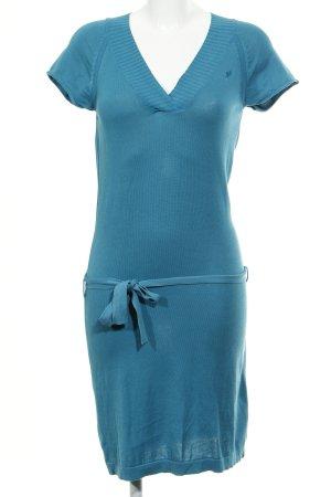 de.corp by Esprit Strickkleid kadettblau schlichter Stil