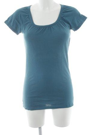 de.corp by Esprit T-Shirt petrol Casual-Look