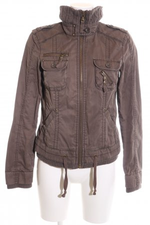 de.corp by Esprit Between-Seasons Jacket bronze-colored casual look