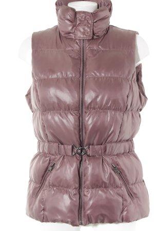 de.corp by Esprit Übergangsjacke roségoldfarben schlichter Stil