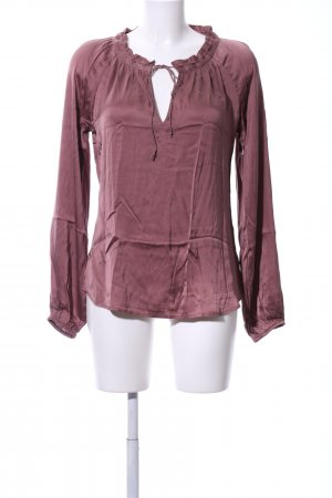 Dea Kudibal Long Sleeve Blouse red casual look