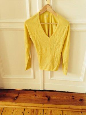 DEAR cashmere: 100% cashmere, strahlendes gelb