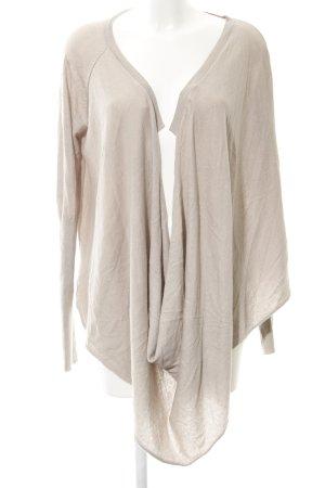 Dear Cashmere Jersey largo beige look casual
