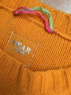 Dear Cashmere Pullover 100% lambswoll
