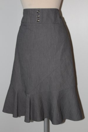 Debenhams Godet Skirt grey