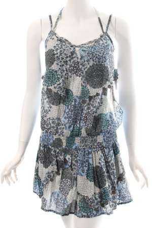 Deby Debo Kleid Ornamentenmuster Beach-Look