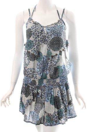 Deby Debo Kleid Ornamentenmuster Beach-Look