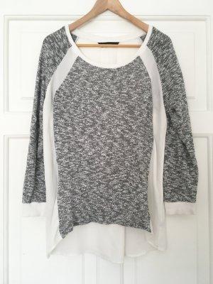 DECJUBA Australia Tunika Shirt in XS/S/M/L 34/36/38/40 Salz und Puffer schwarz weiß grau