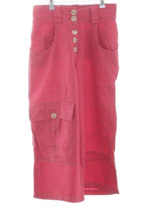 Deerberg Culottes pink Casual-Look