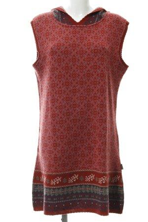 Deerberg Jersey largo estampado con diseño abstracto look casual
