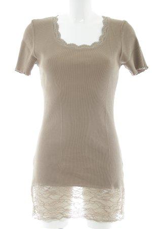 Deerberg Longshirt creme Casual-Look