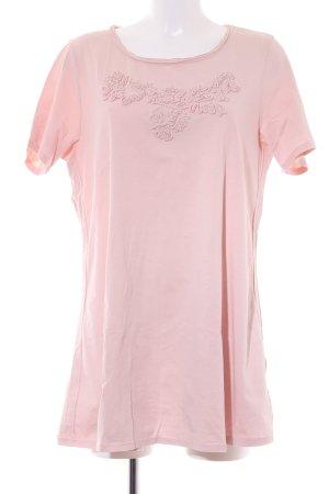 Deerberg T-Shirt rosé Casual-Look