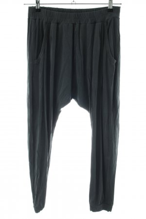 Deha Pantalón estilo Harem gris claro look casual