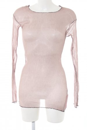 Deha Netzshirt pink extravaganter Stil