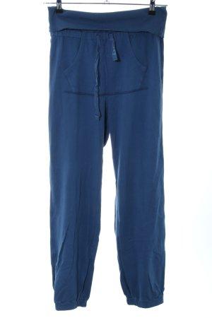 Deha Joggingbroek blauw casual uitstraling
