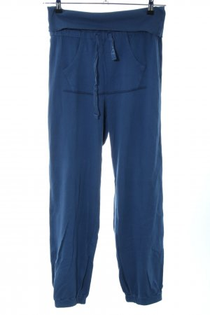 Deha Sweathose blau Casual-Look