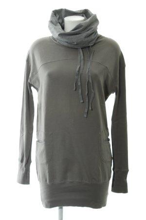 Deha Sweatshirt grau meliert Casual-Look