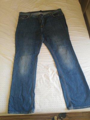 dehnbar Boot cut Jeans