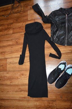 Strandjurk zwart