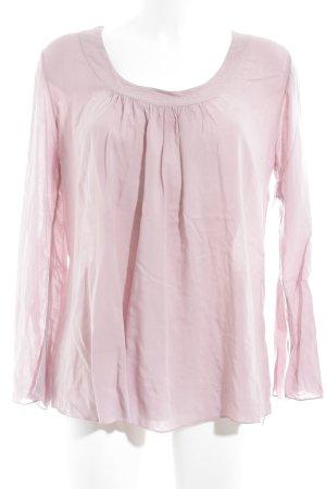 Deichgraf Tunikabluse roségoldfarben Casual-Look