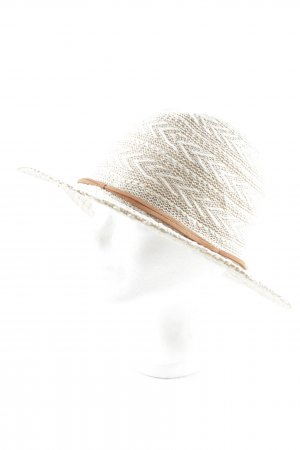 Deichmann Sombrero de ala ancha beige Estilo playero