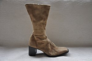 Ariane Short Boots light brown