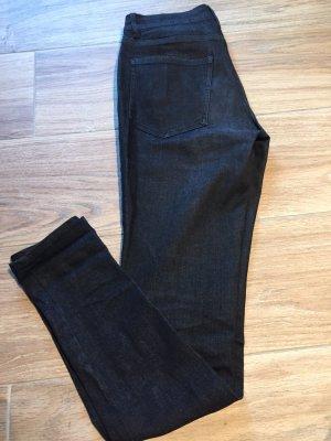 Kauf Dich Glücklich Hoge taille jeans donkerblauw