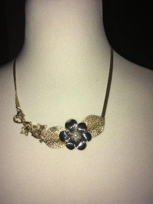 Collier oro-argento