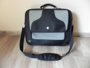 Laptop bag multicolored