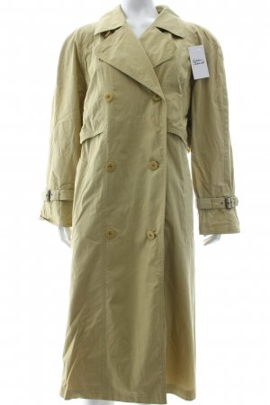 Delmod Trenchcoat beige klassischer Stil