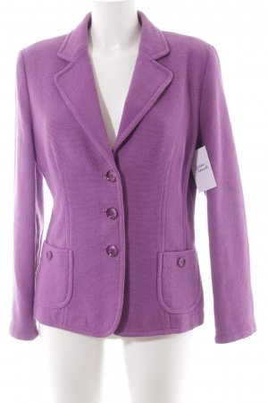 Delmod Tweedblazer flieder Casual-Look