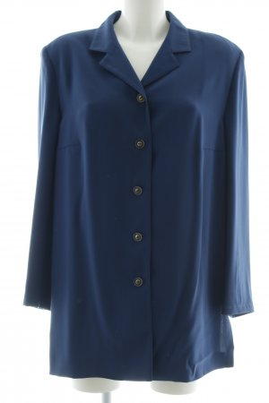 Delmond Long-Blazer blau Elegant