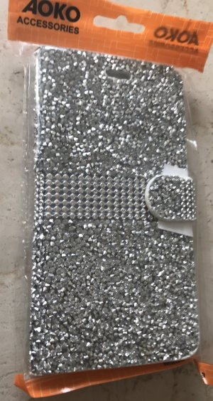 Deluxe Glitzer Sparkle IPhone 6 Plus Hülle Neu Handy Cell Phone
