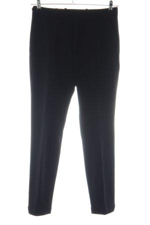 Denham Pantalon zwart zakelijke stijl