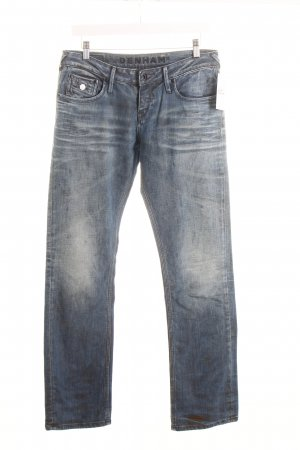"Denham Boyfriendjeans ""BOY Baggy-Carrot Fit"" blau"