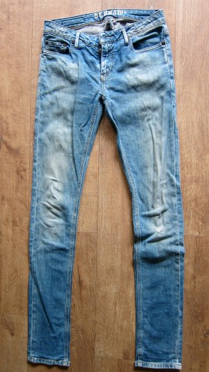 Denham - Cleaner - Jeans Skinny - Weite 28 / S / 36