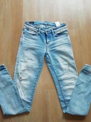 Denham Slim Jeans light blue