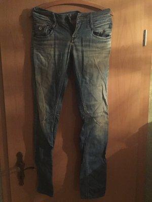 Denham Jeans mit Toller Waschung