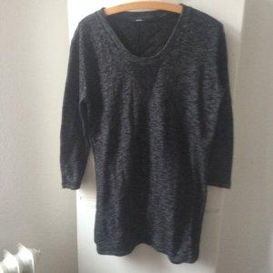 Denham pulli kleid s 36 grau meliert