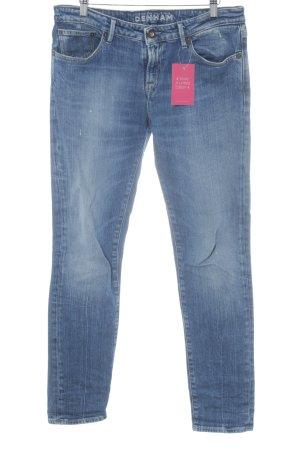 Denham Skinny Jeans mehrfarbig Jeans-Optik