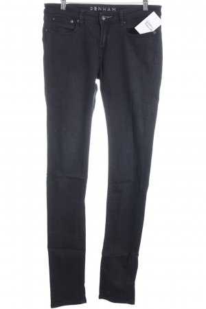 "Denham Skinny Jeans ""SHARP"" schwarz"